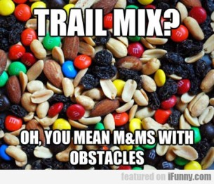 trial mix